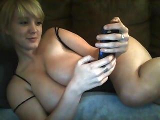 #3 Fucking sexy blonde with big natural tits - no names!