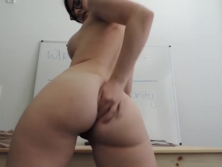 The Miss Is In Class Private