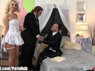 EvilAngel Aaliyah Love`s Cuckold Wedding Day