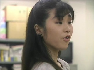 Japanese vintage cute gal unsensored