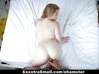ExxxtraSmall - Tight Tiny Teen Used For Sex