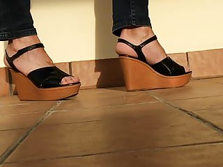 New Summer Plataform Heels