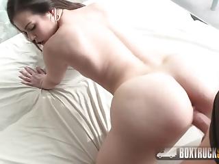 Beautiful Nekane shows her big ass