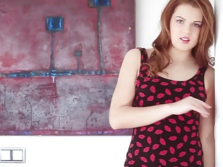 Adorable Nika O Undressing