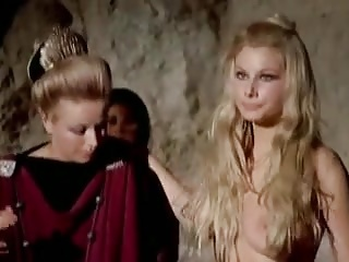 The Amazons 1973 most sweet scenes