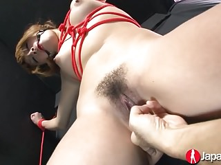 Japanese Teen Bondage