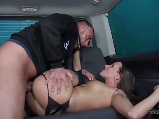 Takevan - Mea Melone get ass fucked by stranger from street
