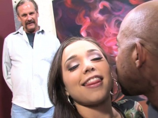 Tiffany Star Fucks Black Dick In Front Of Her Cuckold Fan