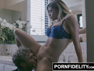 PORNFIDELITY Jessa Rhodes Fucks for Her Life