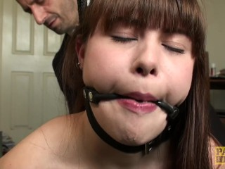 Submission Of An Anal Teen Slave