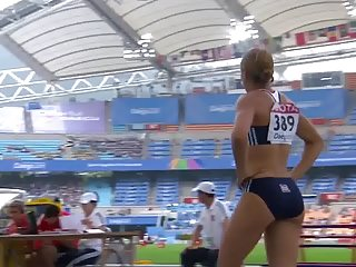 Jessica Ennis Slow Motion 2