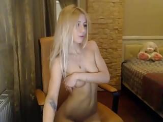 blond cam-slut