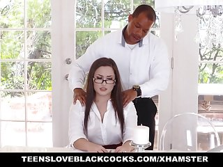 TLBC - Sexy Secretary Fucked By Boss In Ass