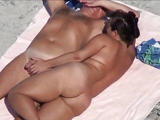 Nude Beach Wanker 6