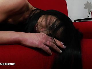 Nataly Gold - Paralyzed Feet Fuck