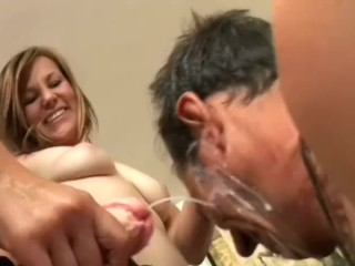 husband gets tricked into getting pegged by wife and latin maid.