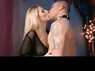 Slave Cum Kiss