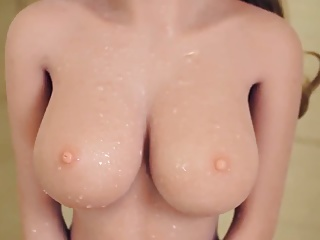Realistic sex doll, unleash anal creampie blowjob fantasies